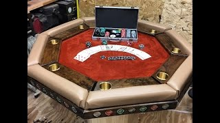 Building A Poker Table