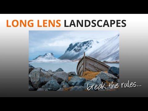 Photography Tips: Long Lens Landscape Photography
