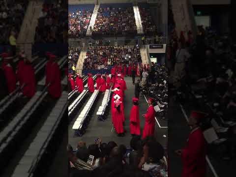 Plantation High School Graduation 2018-1