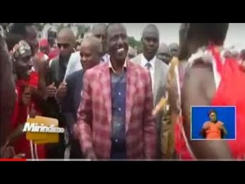 Naibu Rais William Ruto ajionea mambo Eldama Ravine | MIRINDIMO