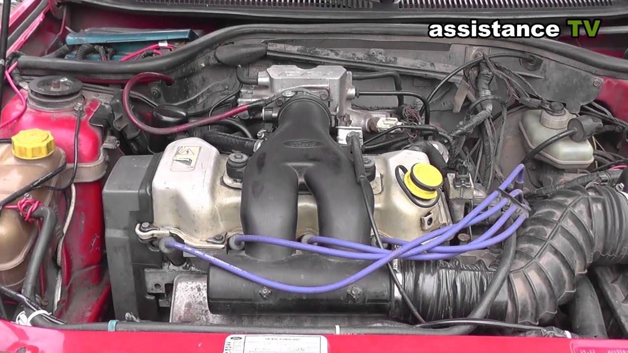 при запуске двигателя фиат альбеа слышен стук