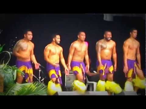 Deelicious dance crew performs at Pasifika 2012