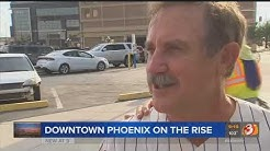 VIDEO: Phoenix skyline changes as development takes over downtown.