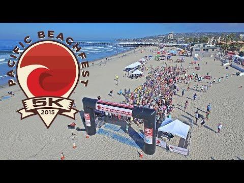 2015 Pacific Beachfest 5K Presented by HPMovement