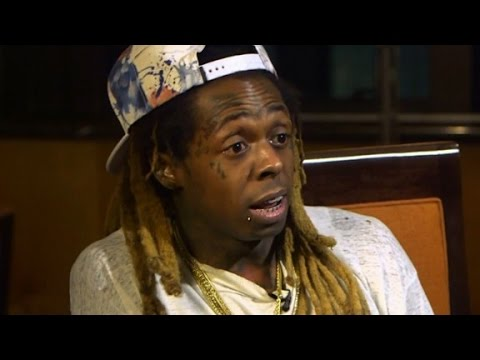 Lil Wayne cuts interview short