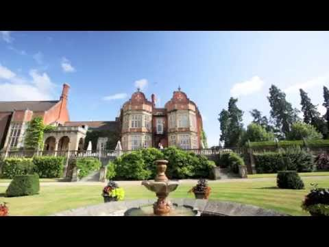 Your Wedding at Tylney Hall Hotel