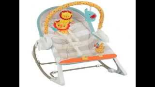 Fisher-price 3-in-1 Swing 'n Rocker Review