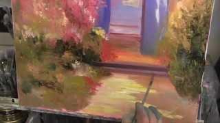Художник Сахаров, уроки рисования и живописи в Москве для начинающих