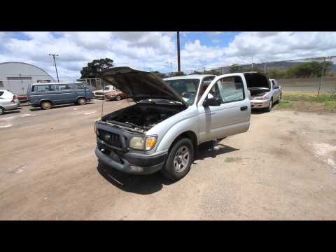Pacific Auto Auction - Toyota Tacoma 2004