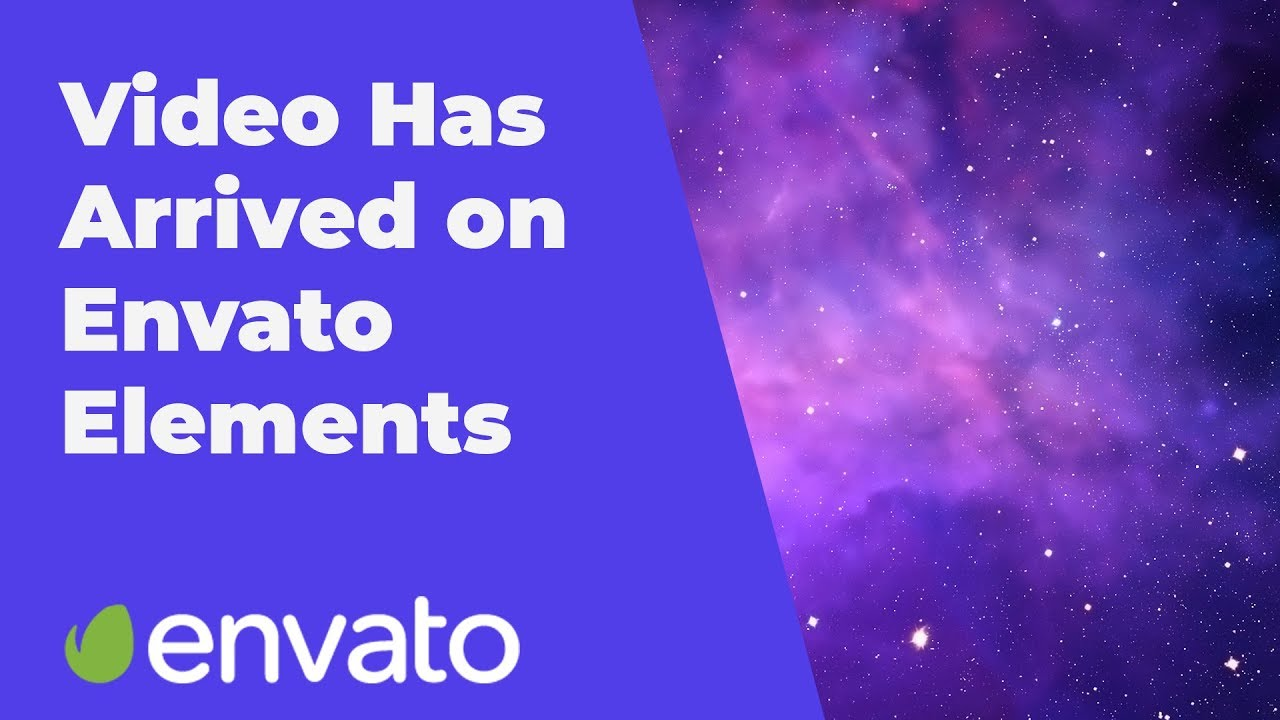 Envato Elements Now Offers Video! - Envato