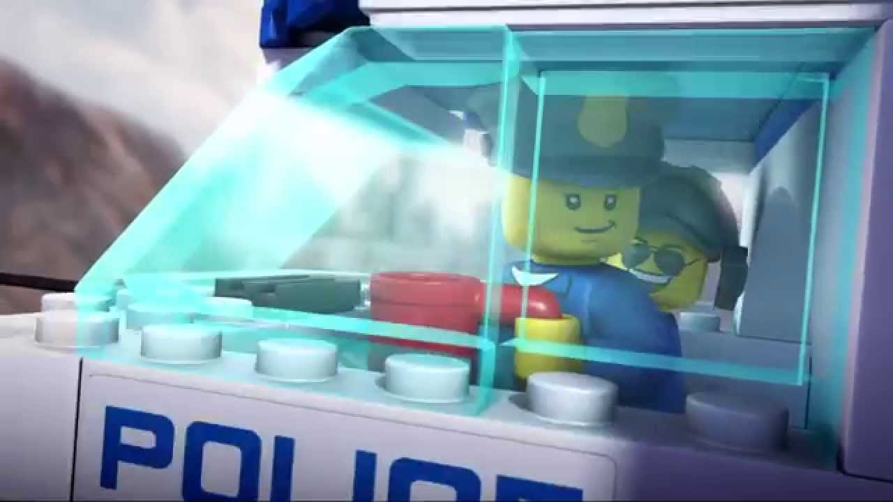 Catch The Crooks Lego City Police Mini Movie Youtube