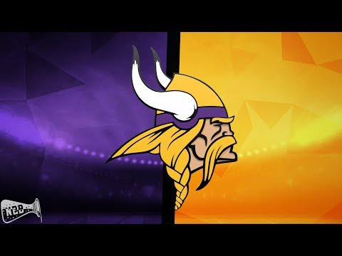 Minnesota Vikings 2017-18 Touchdown Horn