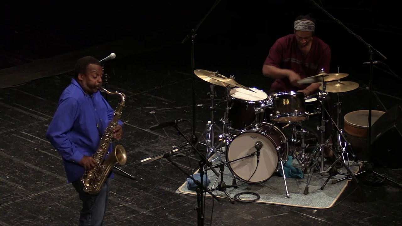 David Murray & Hamid Drake Jazz | Wine Of peace 2017 Teatro Comunale Cormòns