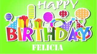 Felicia   wishes Mensajes