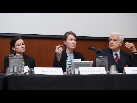 2015 Fall Conference: Litigation Funding: Panel 4