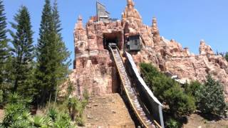 Video of The Wild West Falls Ride - Movie World!!
