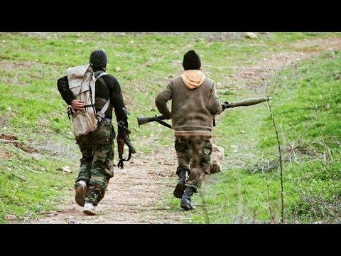 Heavy Clashes During The Battle For Al-Qahtaniyah | Syria War 2014