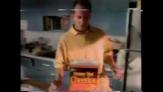 Honey Nut Cheerios 1992