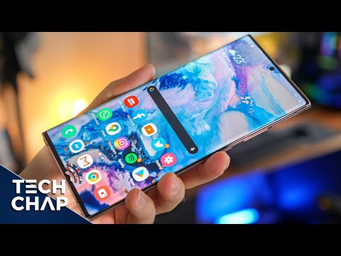 Samsung Galaxy Note 20 Ultra… Why I'm Worried! | The Tech Chap