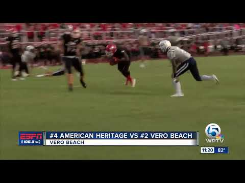 American Heritage Vs Vero Beach