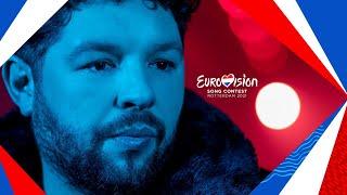 "JAMES NEWMAN - ""Embers"" [Eurovision 2021] United Kingdom 🇬🇧"