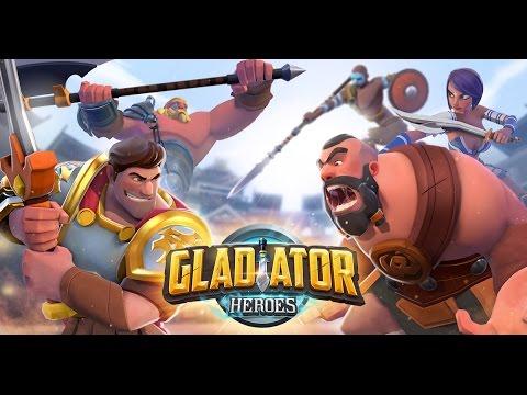 Gladiators Heroes Official Trailer!