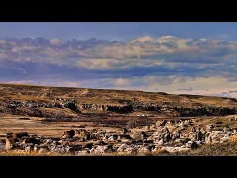 Writing-on-Stone Provincial Park Alberta