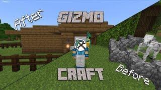 GizmoCraft Episode 2 - A Starter Base!