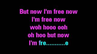 karaoke instrumental Rebecca Ferguson   Freedom   YouTube