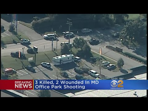 5 Shot In Maryland Office Park Shooting