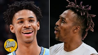 Dwight Howard and Ja Morant are reportedly in the mix for the 2020 NBA Dunk Contest | The Jump