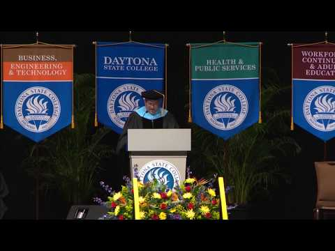 Daytona State College 6:30 p.m. Commencement Ceremony