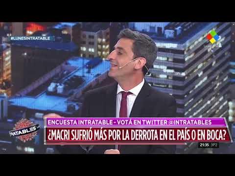 ¿Macri sufrió más por la derrota en el país o en Boca?