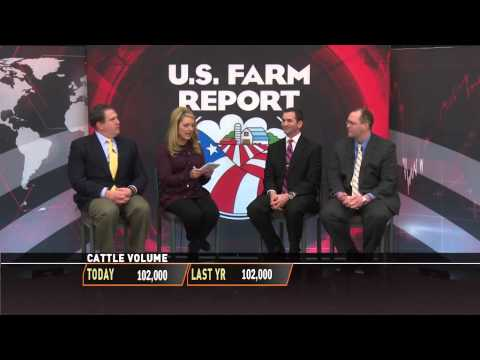 U.S. Farm Report 3/7/2015_usda planting