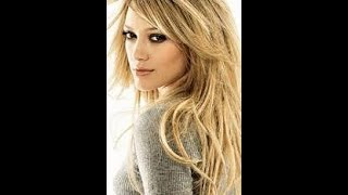 Download Wake up Hilary Duff lyrics MP3 song and Music Video