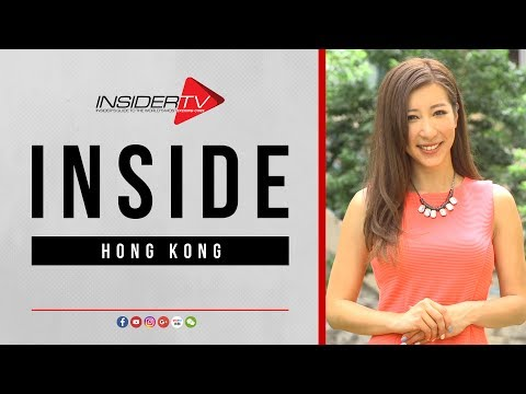 INSIDE Hong Kong | Travel Guide | JUNE 2017 | English