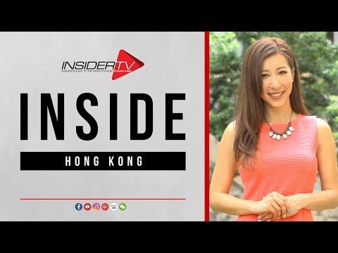 INSIDE Hong Kong | Travel Guide | JUNE 2017 | English