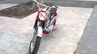1966 Honda Cl77 305 Scrambler