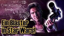 Wie funktioniert ein BLASTER im STAR WARS Universum? [Legends]