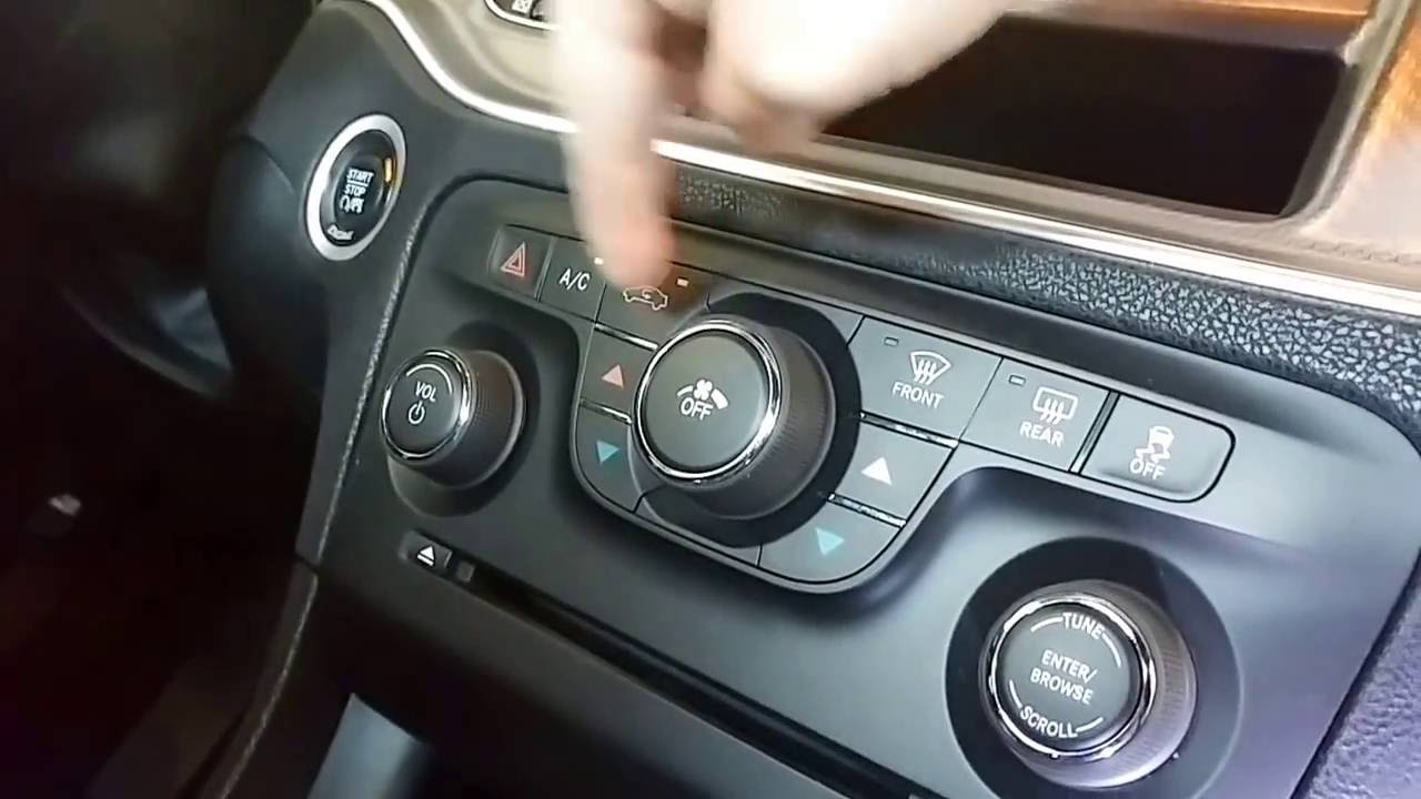 Diagnose A Bad Door Blend Actuator On A 2012 Charger