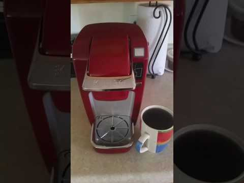 How to fix your keurig from not brewing/slow drip