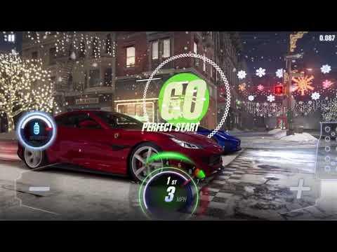 CSR Racing 2 Ferrari Portofino Maxed Tune/Pattern 8.59x