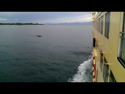 MV Filipinas Nasipit Heading to Iloilo Port from Cebu