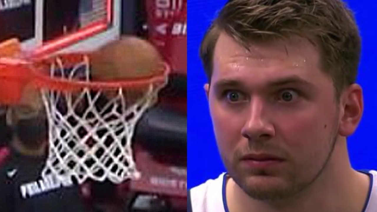 """NBA """"What Just Happened?!"""" Moments"""