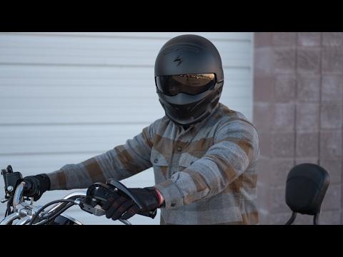 Scorpion Covert Helmet Review - GetLowered.com