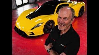 Meet John Heinricy: Venom F5 Chief Engineer