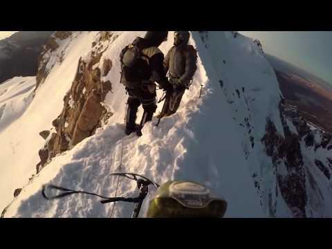 Huayna Potosi - The Summit Ridge To Remember