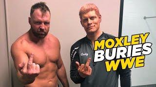 Jon Moxley BURIES WWE