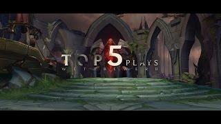 League of Legends - Schlacht um Runeterra - Top5 Wettbewerb Woche 2