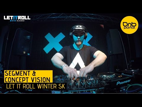 Segment & Concept Vision - Let it Roll Winter SK 2016 [DnBPortal.com]